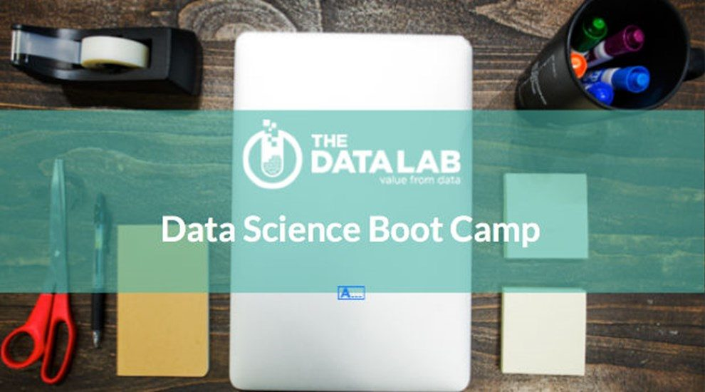 Banner for The Data Lab Data Science Boot Camp