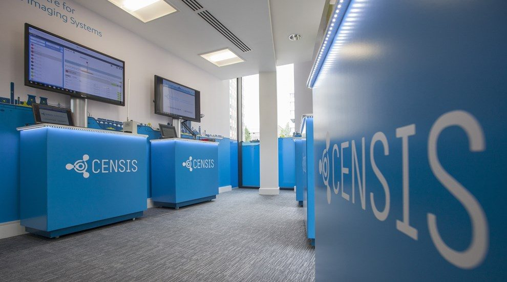 Photo of Censis equipment