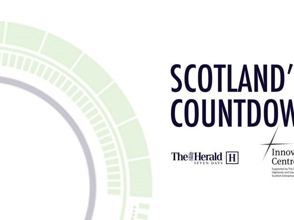 Banner for Scotland's Countdown to COP26 event
